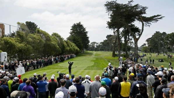 McIlroy Tees it off at Harding Park