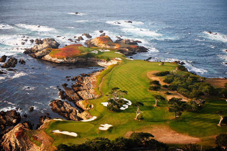 Alister MacKenzie's Cypress Point